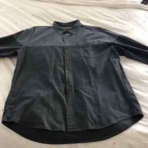 Vince brand Shirt. XL